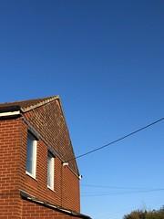 Blue sky. 101/365