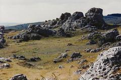 Nimes le Vieux - Lozère (Cherryl.B) Tags: paysage nature rochers pierres herbe colline végétation