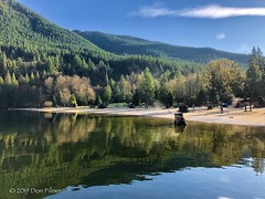 Buntzen Lake beach (Don Filmer) Tags: lake amore britishcolumbia canada sunnyday