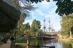 disneyland (dolanh) Tags: anaheim columbia disneyland holidays sailingship tomsawyersisland