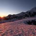 Sunrise from Pala Rusa