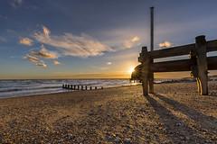 Changes (Through Bri`s Lens) Tags: sussex shorehambysea outfall sunset beachphotography shingle pebbles pipeline cloud brianspicer canon5dmk3 canon1635f4 leereversegrad