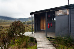 Waterfall Valley Hut, The Overland Track
