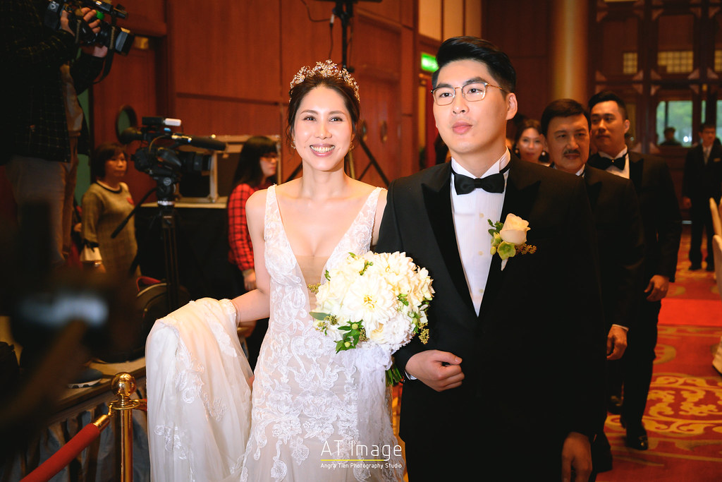 <婚攝> 陳鑒 & 余苑綺 / 圓山大飯店