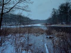 Winter storm over Muriel Hepner park (Dave Landry) Tags: seasonsflickr murielhepner winter newjersey denville landscapes unitedstates places morriscounty