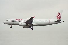 Dragonair Airbus A320-232  B-HSD (M. Oertle) Tags: dragonair airbus a320232 bhsd