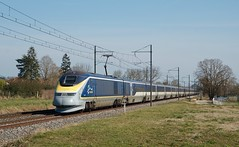 TMST 3007/08 (SylvainBouard) Tags: train railway eurostar tmst