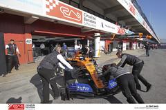 1902270159_sainz (Circuit de Barcelona-Catalunya) Tags: f1 formula1 automobilisme circuitdebarcelonacatalunya barcelona montmelo fia fea fca racc mercedes ferrari redbull tororosso mclaren williams pirelli hass racingpoint rodadeter catalunyaspain