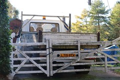 L715 ECX (Nivek.Old.Gold) Tags: 1993 ford transit 190 d lwb tipper 2496cc