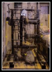 Old Clock (veggiesosage) Tags: grade1listed gx20 eastleake nottinghamshire aficionados church historicchurch normanchurch