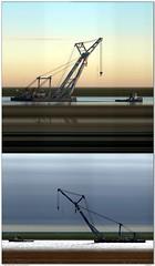 Matador (Morthole) Tags: ship boat schip boot barge binnenvaart schiff rheinschiff sleepboot tugboat tug schlepper matador poster slitscan