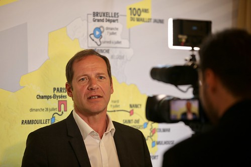 Le Tour de France dans les Yvelines jusqu'en 2023