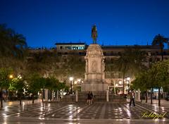 Plaza Nueva (pabloppl) Tags: cuaresma sevilla d750 plazanueva marzo monumetnoasanfernando hdr
