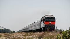 ТЭП70-0338/TEP70-0338 (Pavel888) Tags: тепловоз локомотив пассажирский россия ржд деревня 582км russia rzd fujinon fujifilm xc50230mm xt2 tep70 tep700338 338 тэп70 ювжд тэп700338
