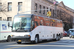 IMG_5115 (GojiMet86) Tags: trans academy express nyc new york city bus buses 2003 j4500 1419 21st street 46th road 1m83jmpa23p062027