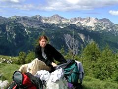 Prsivec summit (Vid Pogacnik) Tags: slovenija slovenia julianalps outdoors hiking landscape mountain bohinj panorama