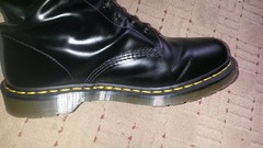 20180323_153549 (rugby#9) Tags: drmartens boots icon size 7 eyelets docmartens air wair airwair bouncing soles original hole lace doc martens dms cushion sole yellow stitching yellowstitching comfort cushioned wear feet dm 10hole black 1490 10 docs doctormarten shoe footwear boot indoor dr