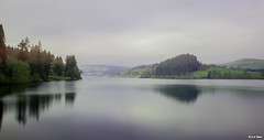 Lake Vyrnwy (Lee1885) Tags: lake water wales trees vyrnwy reflection sky hills midwales