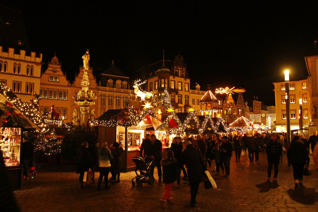 Weihnachtsmarkt In Trier.The World S Newest Photos Of Advent And Trier Flickr Hive Mind