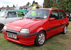M180 BLP (1) (Nivek.Old.Gold) Tags: 1994 rover metro gti 16v 1396cc merritts highwycombe