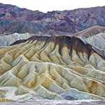 Zabriskie Point, Death Valley National Park, CA thumbnail