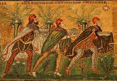 Ravenna - Sant'Apollinare Nuovo 7 (antonella galardi) Tags: emilia romagna ravenna 2018 natale mosaici paleocristiano bizantino santapollinarenuovo chiesa