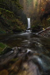 1 (mitchcarlson) Tags: alone nature landscape silence pnw oregon weisendanger waterfall winter outdoor