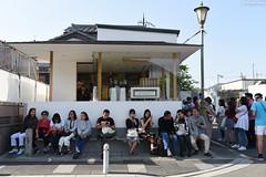 嵐山・アラビカ キョウト  ∣  - Arabica Kyoto・Arashiyama (Iyhon Chiu) Tags: 日本 京都 嵐山 kyoto japan japanese arashiyama アラビカ arabica coffee cafe 咖啡 カフェ コーヒー barista