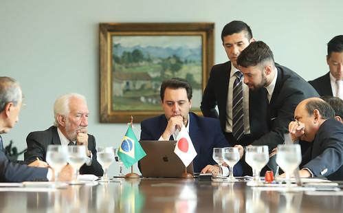Reunião com Empresa de Tecnologia AROBA
