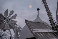 Holgate Windmill sunset February 2019 - 07