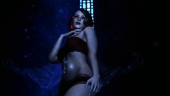 TESV (АлексМ) Tags: dem demonica race game art magic eva vampire skyrim nophotoshop enb screen