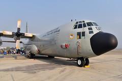 60106 Royal Thai Air Force Lockheed C-130H-30 Hercules at Don Meuang Airport Bangkok on 12 January 2019 (Zone 49 Photography) Tags: aircraft airliner airplane aeroplane january 2019 vtbd dmk bangkok thailand donmeuang royal thai air force lockheed c130 130h 30 hercules 60106