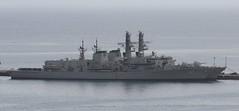 Almirante Lynch FF 07 (jmaxtours) Tags: almirantelynchff07 armadadechile chileannavy frigate ff07 navy armada chile valparaisochile valparaiso ocean harbour antisubmarinefrigate dukeclasstype23