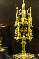 Barcelone-165 (bonacherajf) Tags: barcelona barcelone catalogne catalunya espagne spagna basiliquestamariadelpi trésor orfeverie