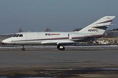 N541FL (IFL Group) (Steelhead 2010) Tags: iflgroup dassault f20 falcon biz cargo freighter yhm nreg n541fl