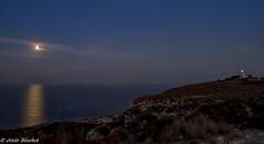 Faro de Santa Pola (jesussanchez95) Tags: nocturna noche night paisaje landscape santapola cabo faro light lighthouse cape