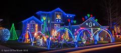 "MERRY CHRISTMAS !!!!! (jimgspokane) Tags: christmas christmaslights christmasdecorations spokanewashingtonstate ""nikonflickraward"" excapture otw today´sbest"