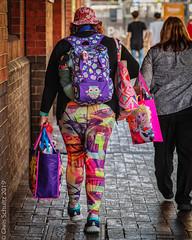 Full Colour (MoiVous) Tags: commuting hindleystreetprecinct streetlife