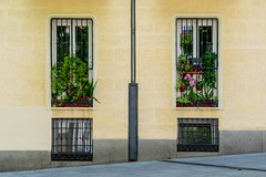 Window of Madrid (Kathy~) Tags: madrid spain window two 4 friendlychallenges