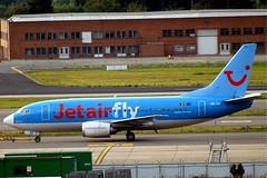 OO-JAT   Boeing 737-5K5 [24927] (Jetairfly) Brussels National~OO 13/08/2010 (raybarber2) Tags: 24927 airliner belgiancivil cn24927 ebbr flickr oojat planebase raybarber