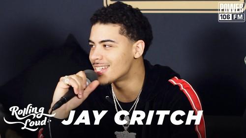 Jay Critch fan photo
