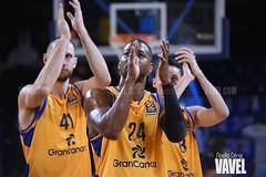 DSC_0379 (VAVEL España (www.vavel.com)) Tags: fcb barcelona barça basket baloncesto canasta palau blaugrana euroliga granca amarillo azulgrana canarias culé