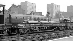 c.1964 - Doncaster, West Riding of (now South) Yorkshire. (53A Models) Tags: britishrailways gwr 30t macawb bogiebolsterc w32812 goodswagon freightcar doncaster train railway locomotive railroad