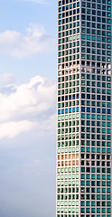 Crop 2 (Quentin Pom) Tags: fuji fujifilm city shot nyc 55200 architecture blocs geometrie sky line