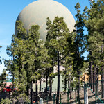 Military antenna at Picos de las Nieves thumbnail