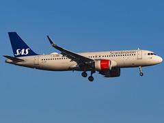 SAS Scandinavian Airlines Ireland   Airbus A320-251N   EI-SIF (MTV Aviation Photography) Tags: sas scandinavian airlines ireland airbus a320251n eisif sasscandinavianairlinesireland airbusa320251n londonheathrow heathrow lhr egll canon canon7d canon7dmkii