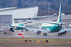 2019_03_12 Boeing 737 MAX 8 file-8 (jplphoto2) Tags: 737 737max 737max8 bfi boeing boeing737 boeing737max8 boeingfield jdlmultimedia jeremydwyerlindgren kbfi seattle aircraft airline airplane airport aviation