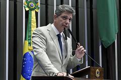 Plenário do Senado (Senado Federal) Tags: plenário senadorrogériocarvalhosantosptse sessãonãodeliberativa brasília df brasil bra
