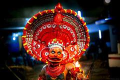KandanarKelan - Theyyam (Rajkumar Pandian) Tags: 121clicks portrait theyyam firetheyyam india incredibleindia kerala