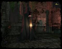 Valhalla Series ~ The Unseen (0rco) Tags: darkness darkmagic unseen hidden viking valhalla shadows lamp mystery ruins